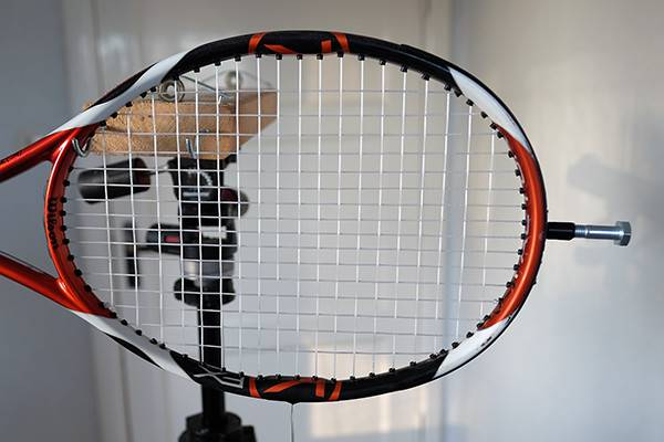 If You Use The Swingtool App There Are Some Further Things To Think About Set The Hang Point To The Distance Between The Mid Line Of The Racquet And The